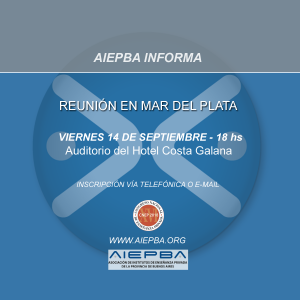 Aiepba Informa Mardel Costa Galana