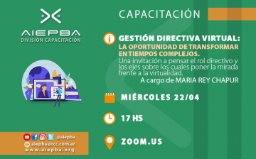 Gestion directiva virtual REDES