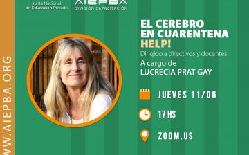 REDES Lucrecia Prat Gay 11 junio