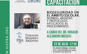 bioseguridad 22 julio