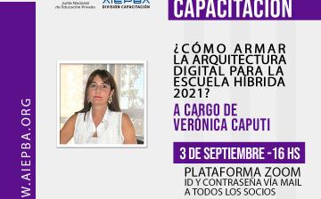 REDES arquitectura digital 3 septiembre junep