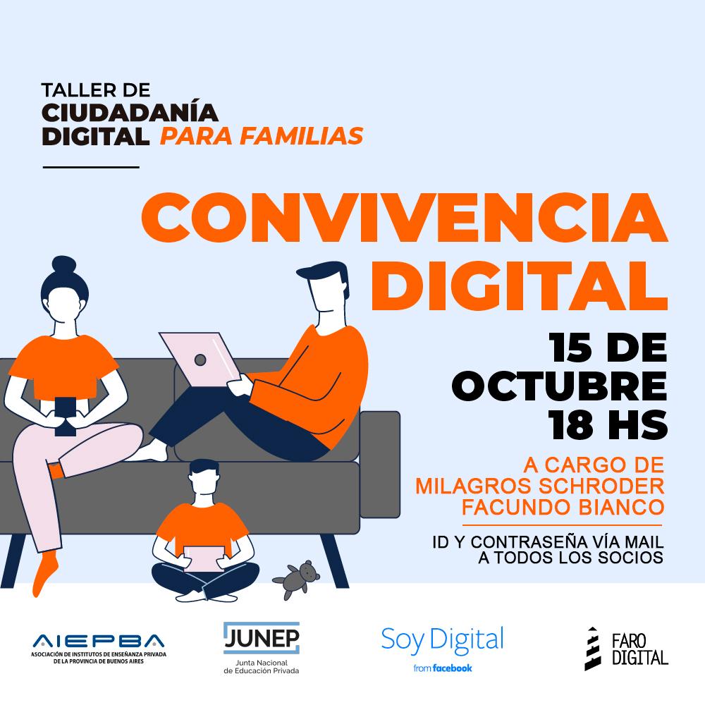 REDES Convivencia digital FAMILIAS AIEPBA