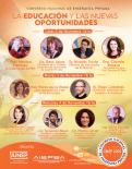 """2, 3 y 4 -Noviembre- 16 hs XVIII Congreso Nacional de Educación – """"La Educación y las nuevas oportunidades"""""""
