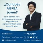 AIEPBA Joven – Propuesta de participación
